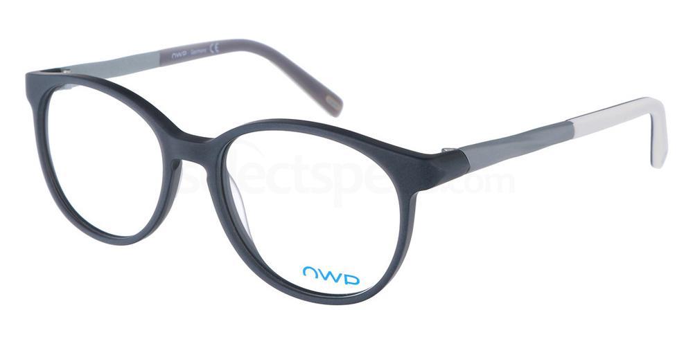 200 4025 Glasses, OWP BLAU