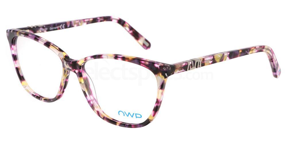 100 4029 Glasses, OWP BLAU
