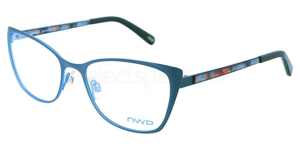 100 4305 Glasses, OWP BLAU