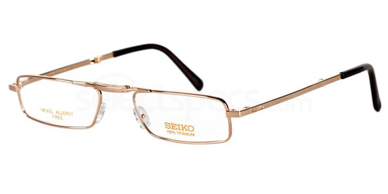 001 T 656 Glasses, Seiko
