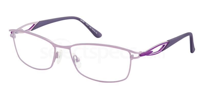 88A 6501 Glasses, Seiko