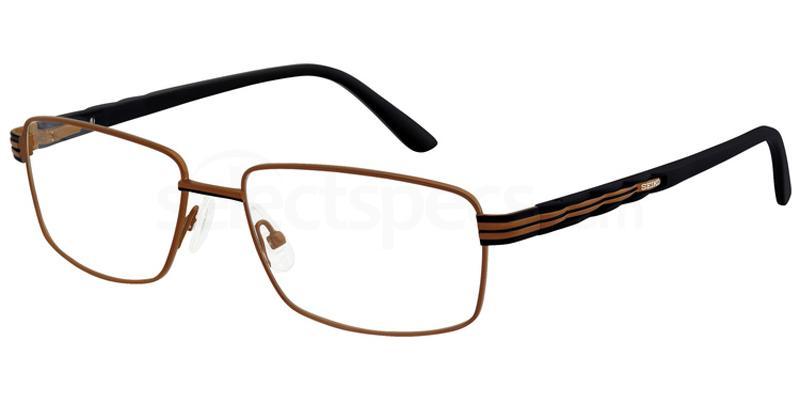 59A 6009 Glasses, Seiko