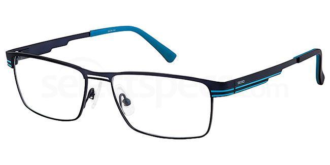 93E T6016 Glasses, Seiko