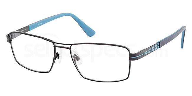 09E T6017 Glasses, Seiko