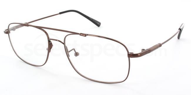 Brown (Bronze) 1010 Glasses, Antares