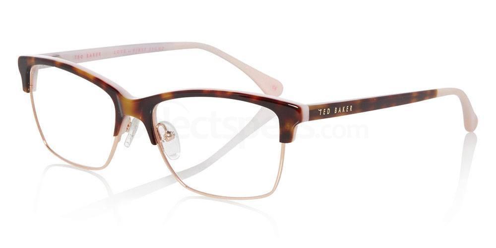 222 TB2221 OPAL Glasses, Ted Baker London