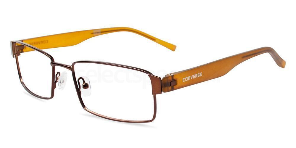 BROWN G034 Glasses, Converse