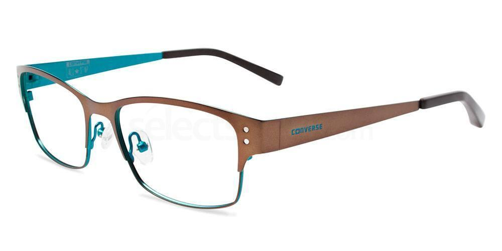 BROWN Q017 Glasses, Converse
