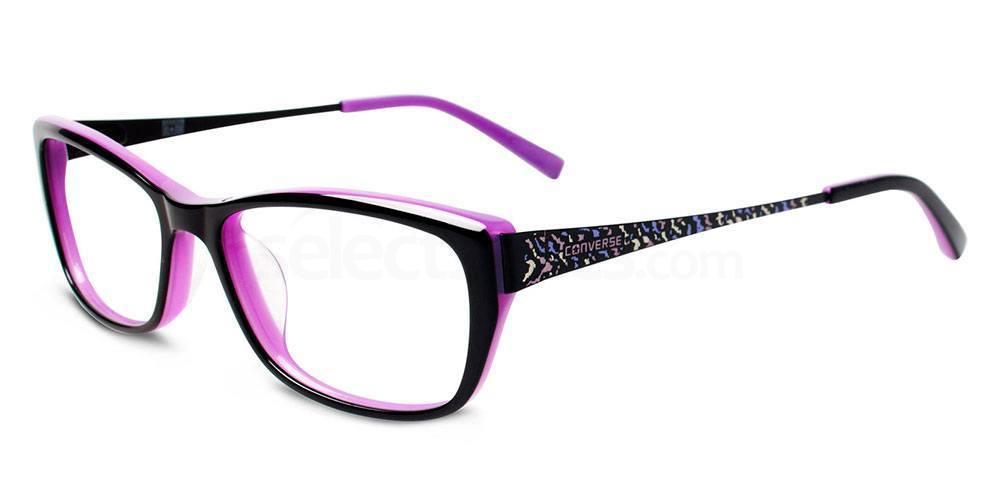 BLACK Q020 Glasses, Converse