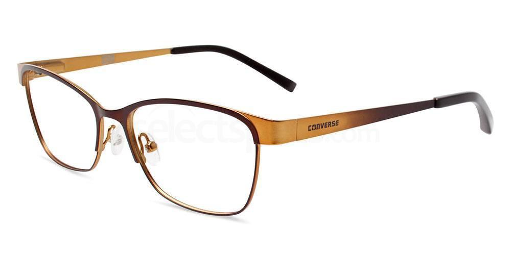 BROWN Q021 Glasses, Converse