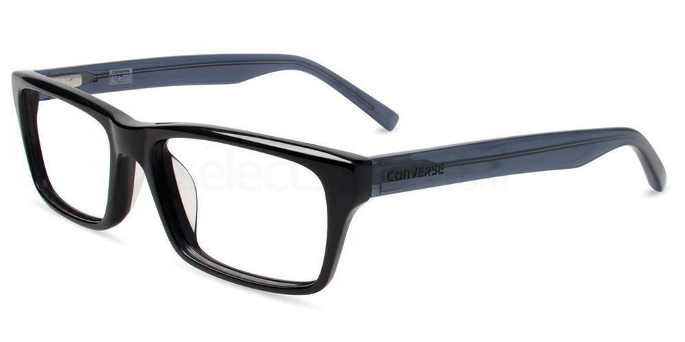 BLACK Q025 Glasses, Converse