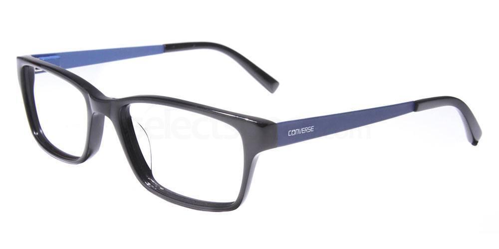 BLACK UF Q032 Glasses, Converse