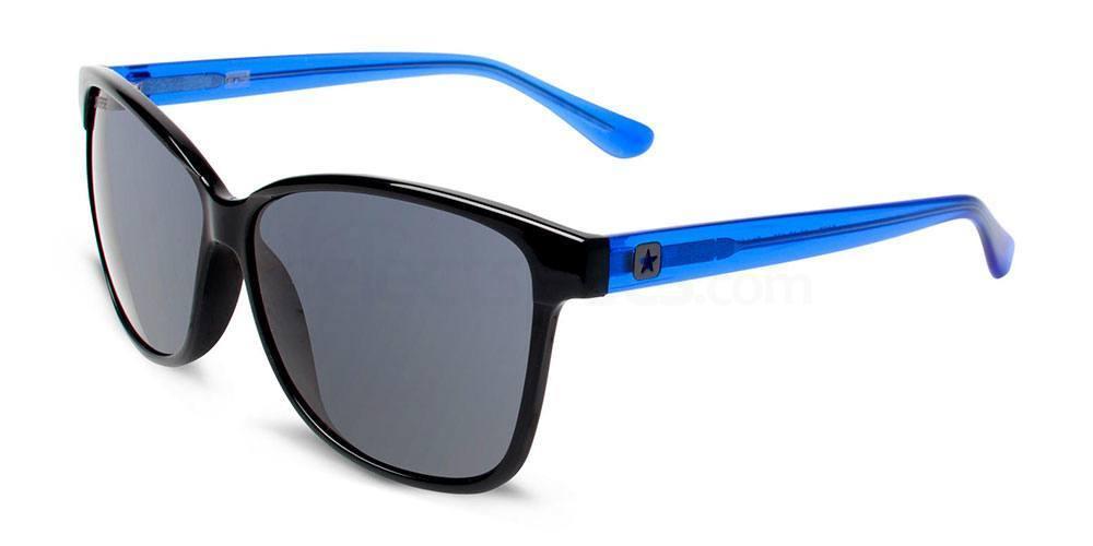BLACK B007 Sunglasses, Converse