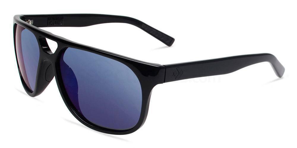 BLACK R003 Sunglasses, Converse