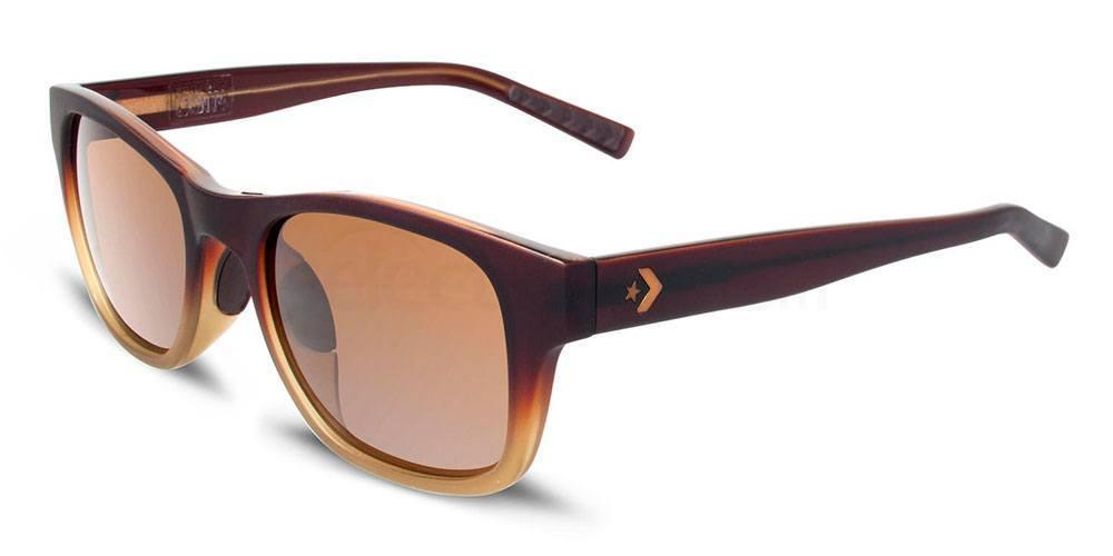 BROWN GRADIENT R005 Sunglasses, Converse