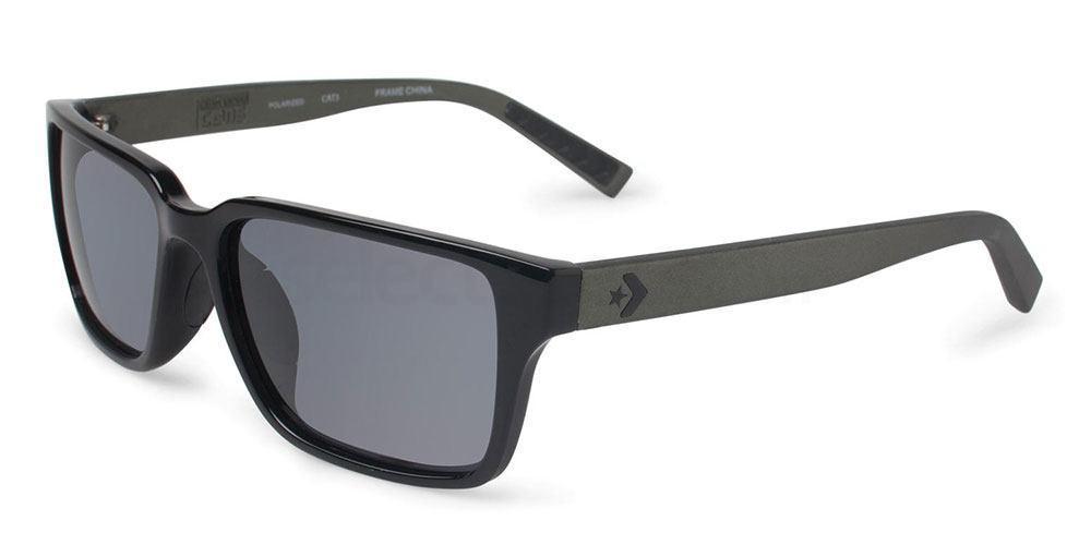 BLACK R006 Sunglasses, Converse