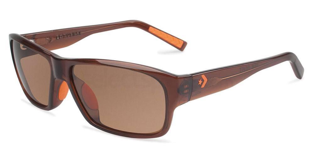 BROWN THE POST Sunglasses, Converse