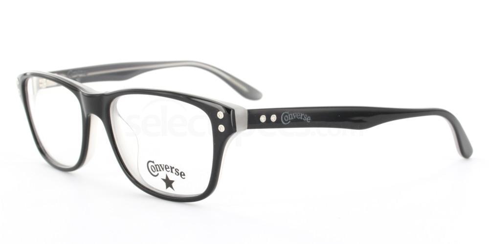 Black/Grey Landscape Glasses, Converse Heritage