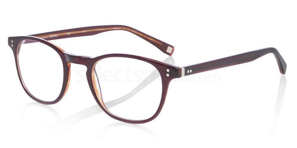 002 HEB138 Glasses, Hackett London Bespoke