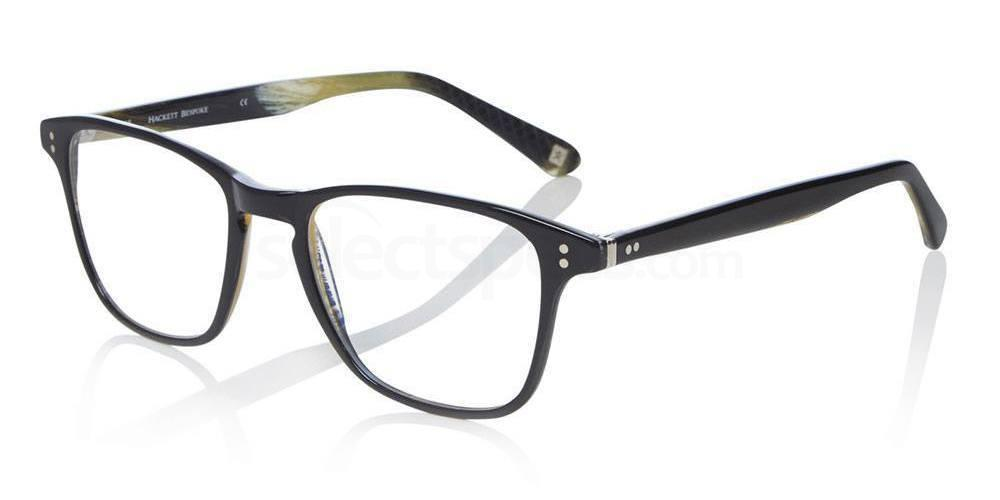 005 HEB140 Glasses, Hackett London Bespoke