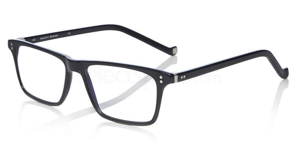 01 HEB142 Glasses, Hackett London Bespoke