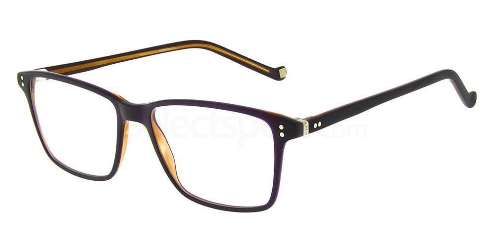 02 HEB144 Glasses, Hackett London Bespoke