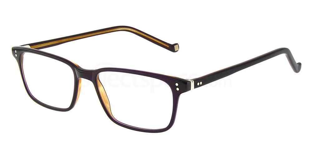 01 HEB145 Glasses, Hackett London Bespoke