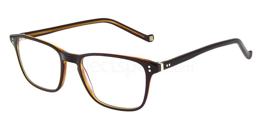 01 HEB146 Glasses, Hackett London Bespoke