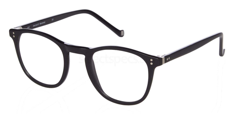002 HEB153 Glasses, Hackett London Bespoke