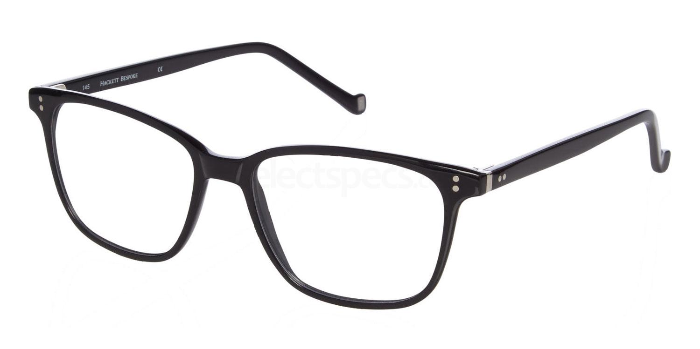 001 HEB155 Glasses, Hackett London Bespoke