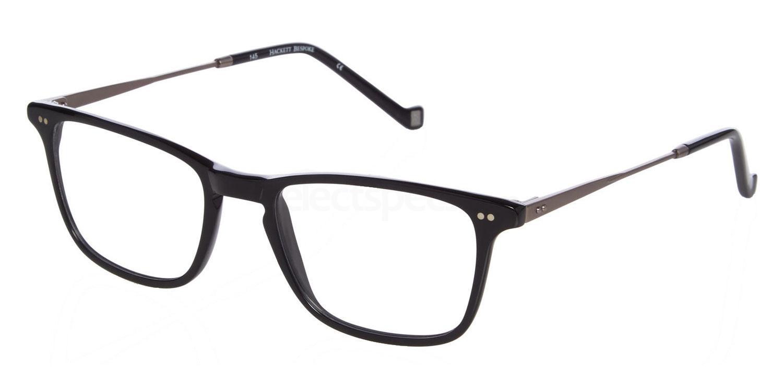 001 HEB159 Glasses, Hackett London Bespoke