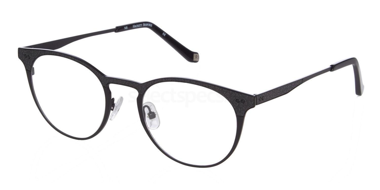 002 HEB160 Glasses, Hackett London Bespoke