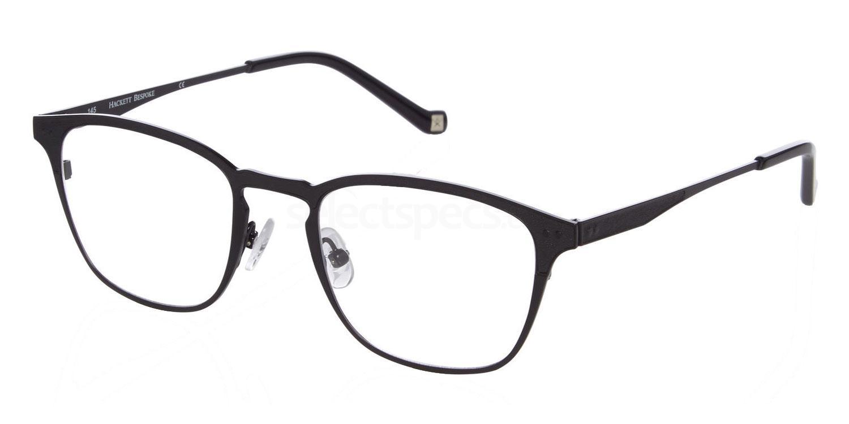 002 HEB162 Glasses, Hackett London Bespoke