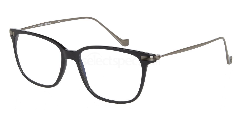 002 HEB175 Glasses, Hackett London Bespoke