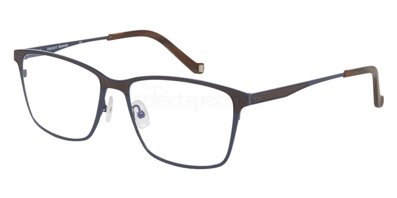 684 HEB176 Glasses, Hackett London Bespoke