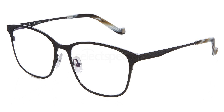 002 HEB178 Glasses, Hackett London Bespoke