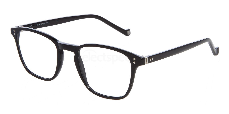 001 HEB180 Glasses, Hackett London Bespoke