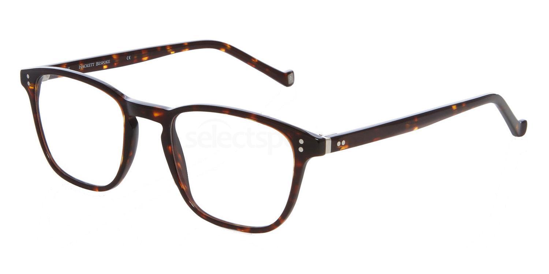 011 HEB180 Glasses, Hackett London Bespoke