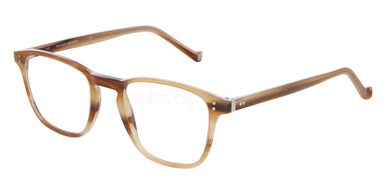 187 HEB180 Glasses, Hackett London Bespoke