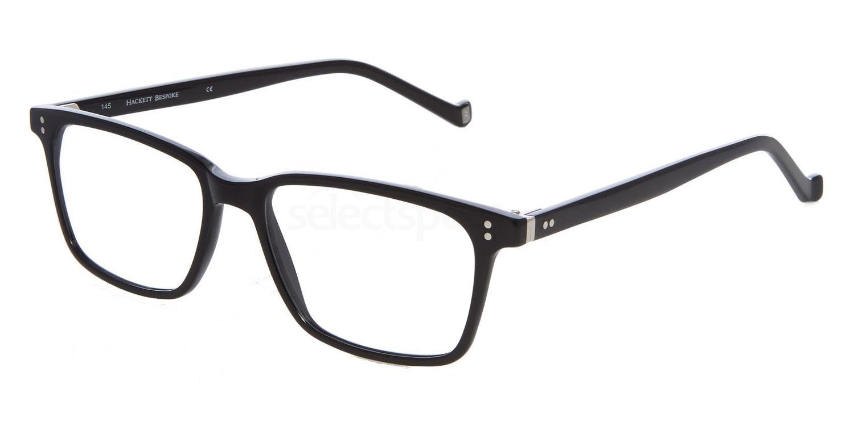001 HEB182 Glasses, Hackett London Bespoke