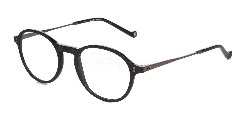 002 HEB183 Glasses, Hackett London Bespoke