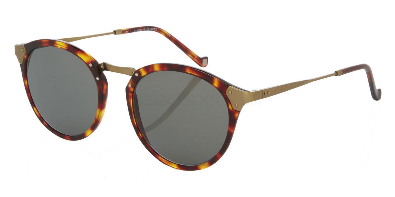 143 HSB844 Sunglasses, Hackett London Bespoke