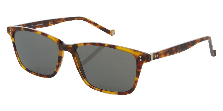 127 HSB845 Sunglasses, Hackett London Bespoke