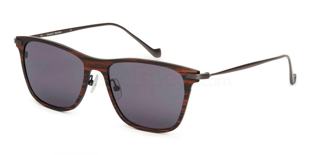 101 HSB863 Sunglasses, Hackett London Bespoke