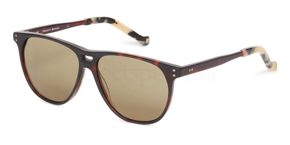 143 HSB885 Sunglasses, Hackett London Bespoke