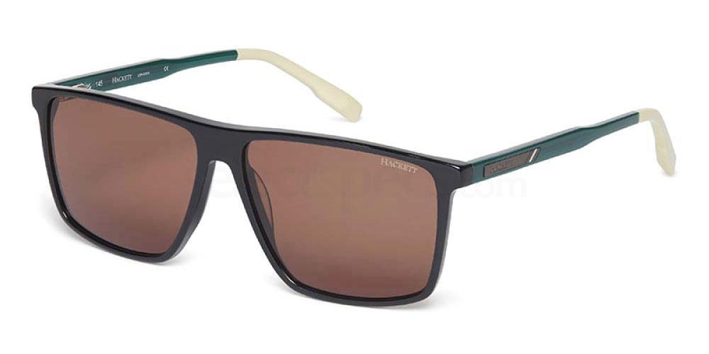 01 HSK3339 Sunglasses, Hackett London Bespoke
