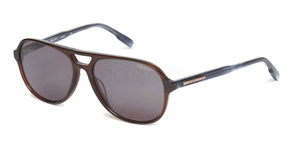 147 HSK3341 Sunglasses, Hackett London Bespoke