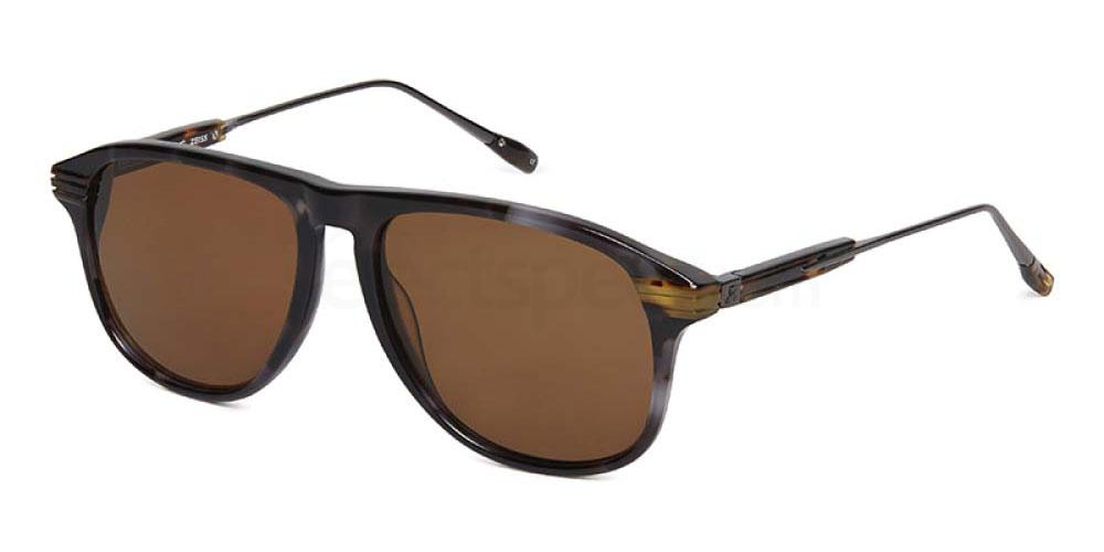 050 HJP801 Sunglasses, Hackett London Bespoke