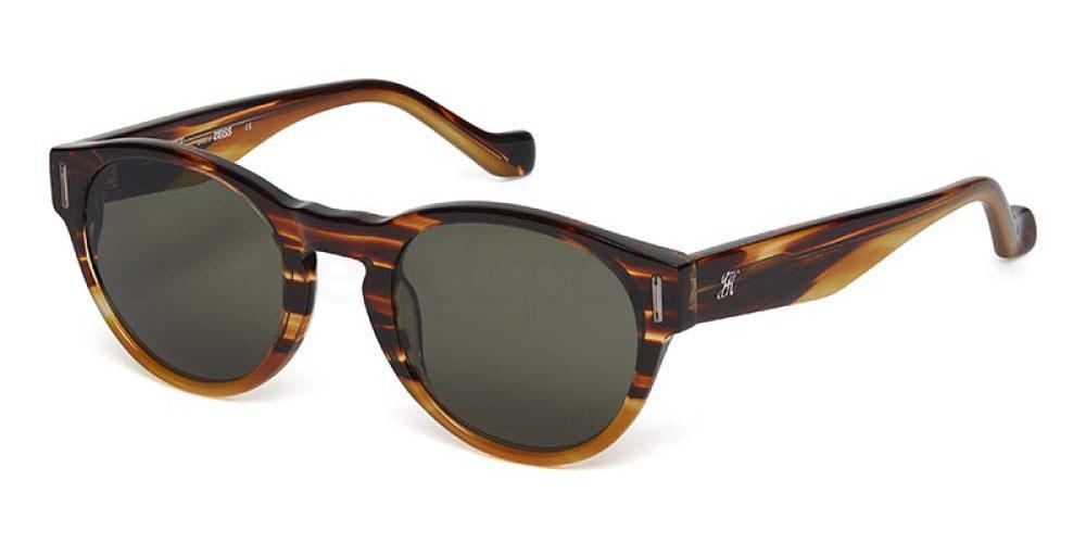 124 HJP804 Sunglasses, Hackett London Bespoke