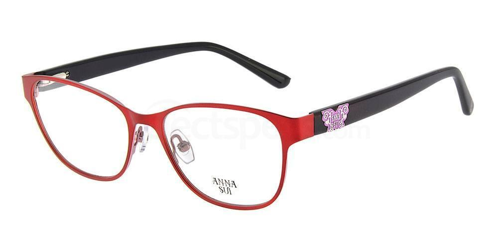 257 AS213A Glasses, Anna Sui